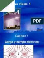 Cap1 Carga, Fuerza y Campo Elec