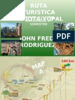 Ruta Turistica Bogota-yopal