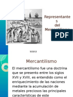 Represent Antes Del Mercantilismo