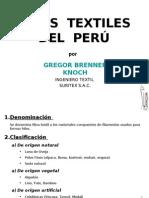 Fibras Textiles Peru