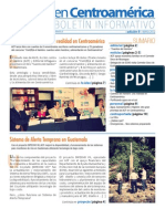 Edición 9 Boletin ACF Centroamerica
