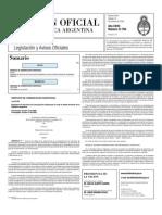 Ley de Medios Argentina