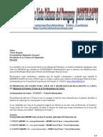 ASOFULSAPY RECHAZA INTENTO DE DIPUTADOS DE POSTERGAR APLICACIÓN DEL DESBLOQUEO