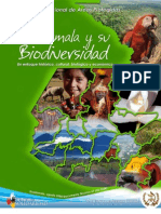 Diversidad florística de Guatemala