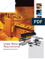 Linear Motor Sizing Sheet