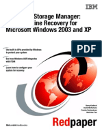 IBM Tivoli Storage Manager Bare Machine Recovery for Microsoft Windows 2003 and XP Redp3703