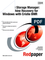 IBM Tivoli Storage Manager Bare Machine Recovery for Windows With Cristie BMR Redp3704