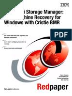 IBM Tivoli Storage Manager Bare Machine Recovery for Windows With Cristie BMR Redp3704