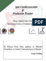 Fisiologia Cardiovascular & Fisiopatologia Del Shock