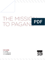 Acts Part 18 - The Mission to Pagans