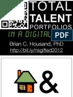 Total Talent Portfolios in a Digital Age