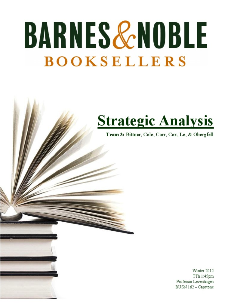 barnes u0026 noble analysis barnes u0026 noble amazon com