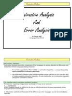 Contractive Analysis 1