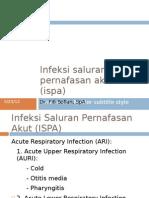 Infeksi Saluran Pernafasan Akut (ISPA) Fifi SpA