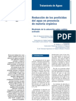 Eliminar Pesticidas Aguas_carbon Activado