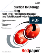 An Introduction to Storage Provisioning With Tivoli Provisioning Manager and Total Storage Productivity Center Redp3900