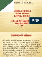 PROBLEMA DE MEZCLAS