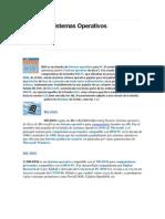 Copia de Todos Los Sistemas Operativos de Windows y Mac Que Existen