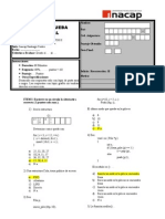 Parcial 2 Estructura de Datos Seccion 01 - 2010