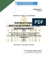 Estructura e Instalacion de Un Invernadero Manual