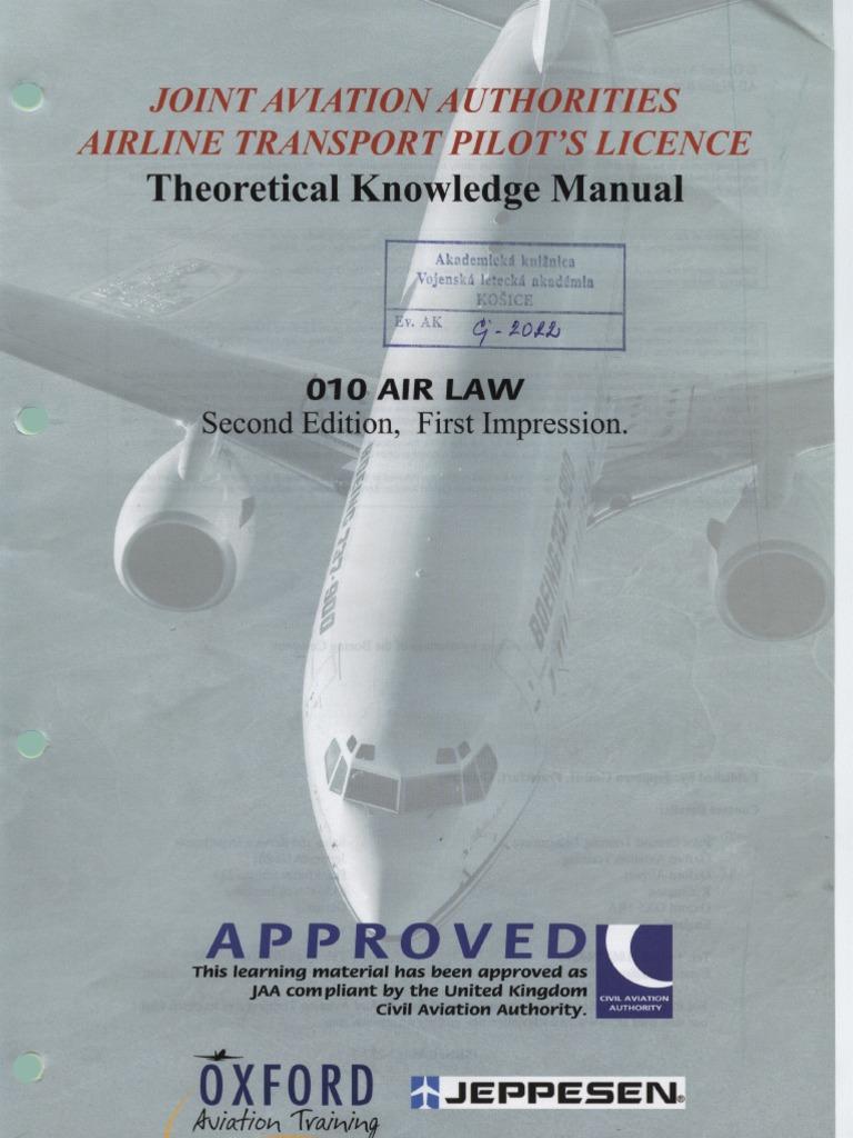 oxford aviation atpl books pdf