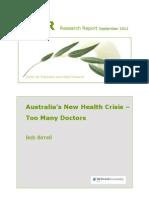 Australias New Health Crisis
