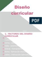 DISEÑO CURRICULAR 1a. unidad