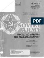 FM 10022 1984 OBSOLETE Soviet Army Specialized Warfare and Rear Area Support
