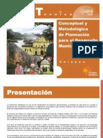 Guia Planeacion Municipal PDF