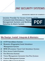 Electronic Security & Safety Solutions
