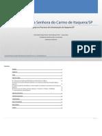Relatório Final - Igreja Matriz N S do Carmo de Itaquera-SP