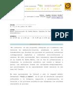 PROGRAMACIÓN SEGUNDO MODULO - 4, 5 Y 6 DE JUNIO