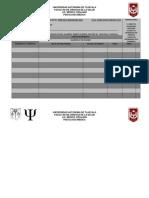 REGISTRO DE PARTICIPACIÓN 2
