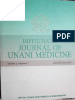 Dietary Relations to Osteoarthritis-A Preliminary Study (Hippocratic J Un Med Vol 2 No 1)