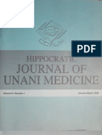 Management of Juvenile Rheumatoid Arthritis by Unani Medicine-A Case Study Published (Hippocratic Jr Un Med Vol 3 No 1)