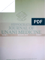 Prophylactic and Curative Treatment of Zarabt-Ul-Salaj Frostbite) by Regimental Therapies {Hippocratic J of Un Med Vol 1 No. 1)