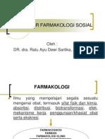 PENGANTAR FARMAKOLOGI SOSIAL(1)
