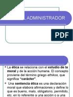 Etica Del Administrador1
