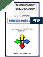 Guia Practica Programacion Lineal