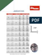 Catálogo MEGACERO [metales]