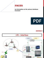 Lte Interfaces