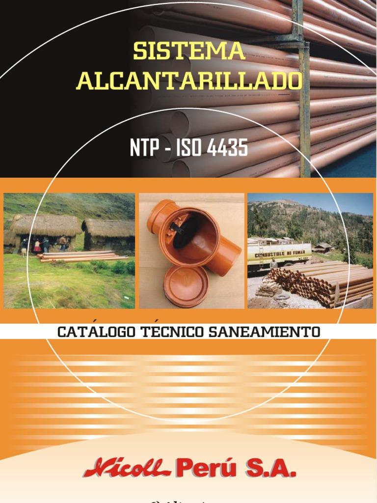 Catalogo alcantarillado pdf for Catalogo pdf
