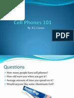 Cell Phones 101 com