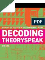 2011 - Decoding Theory Speak - Converted