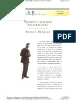 Reencuentro Con El Poeta Rainer Maria Rilke