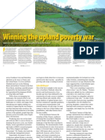RT Vol. 9, No. 1 Winning the upland poverty war