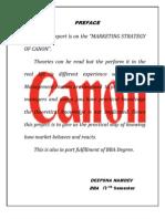Deepsha Namdev Canon. Pro.
