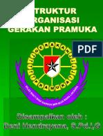 Struktur Organisasi GP