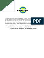 Chem Safe