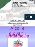 Farmacologia Alcol